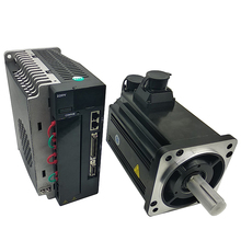 80mm 3000RPM 750W AC servo <strong>motor</strong> and servo driver