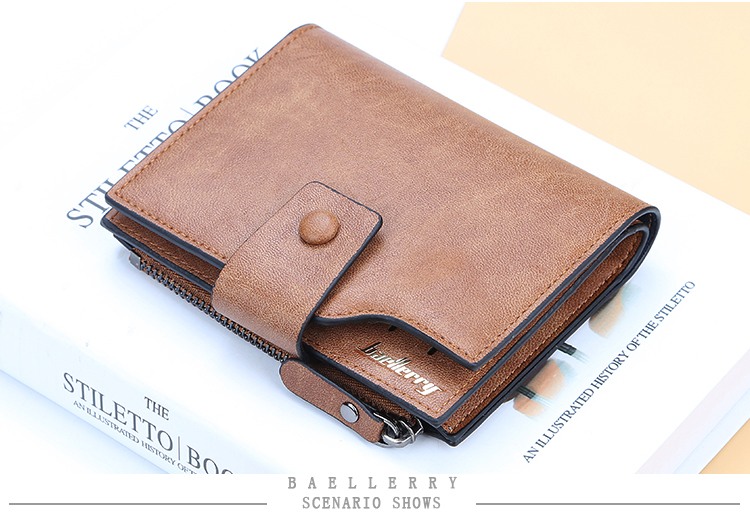 2020 short mens trending wallet
