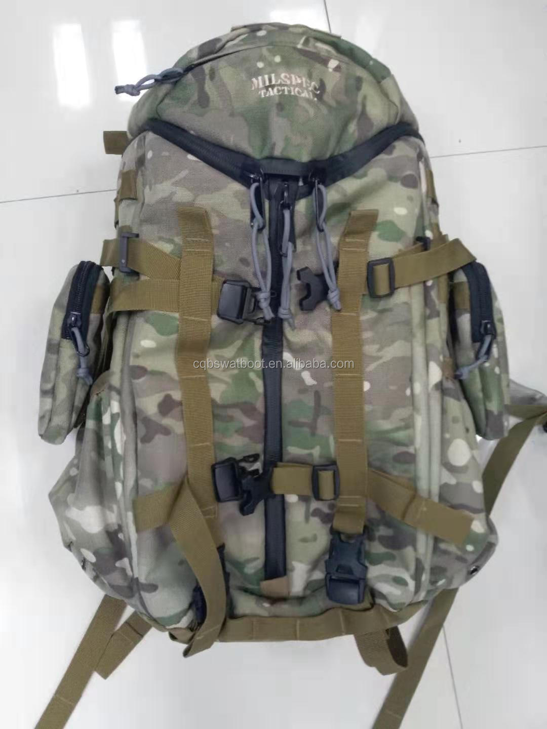 China OEM Factory Supply Military Tactical Army Backpack