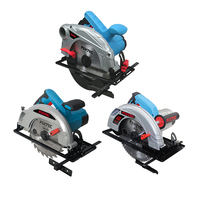 Portable 185mm Electric Wood Circular Saw, 1200W Electric Wood Cutting Machine
