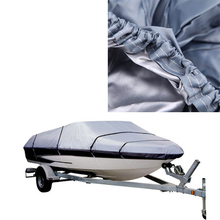CN manufacturer Easily Clean Polyester Fabric Boat Covers