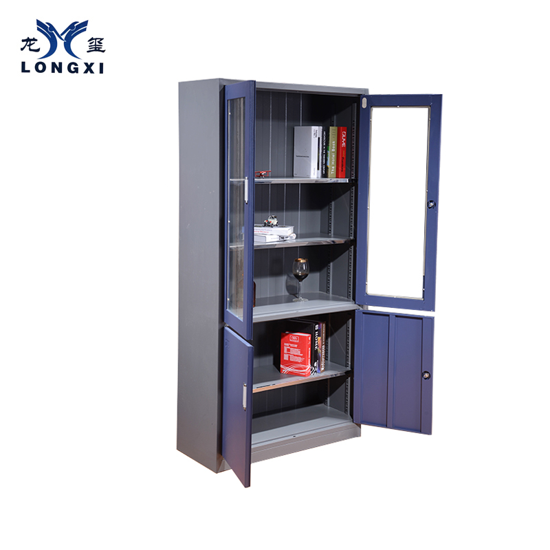 Size Customization Excellent Quality Factory Outlet File Cabinet Archive Filing Central Locking System Steel 3 Drawer Cabinets