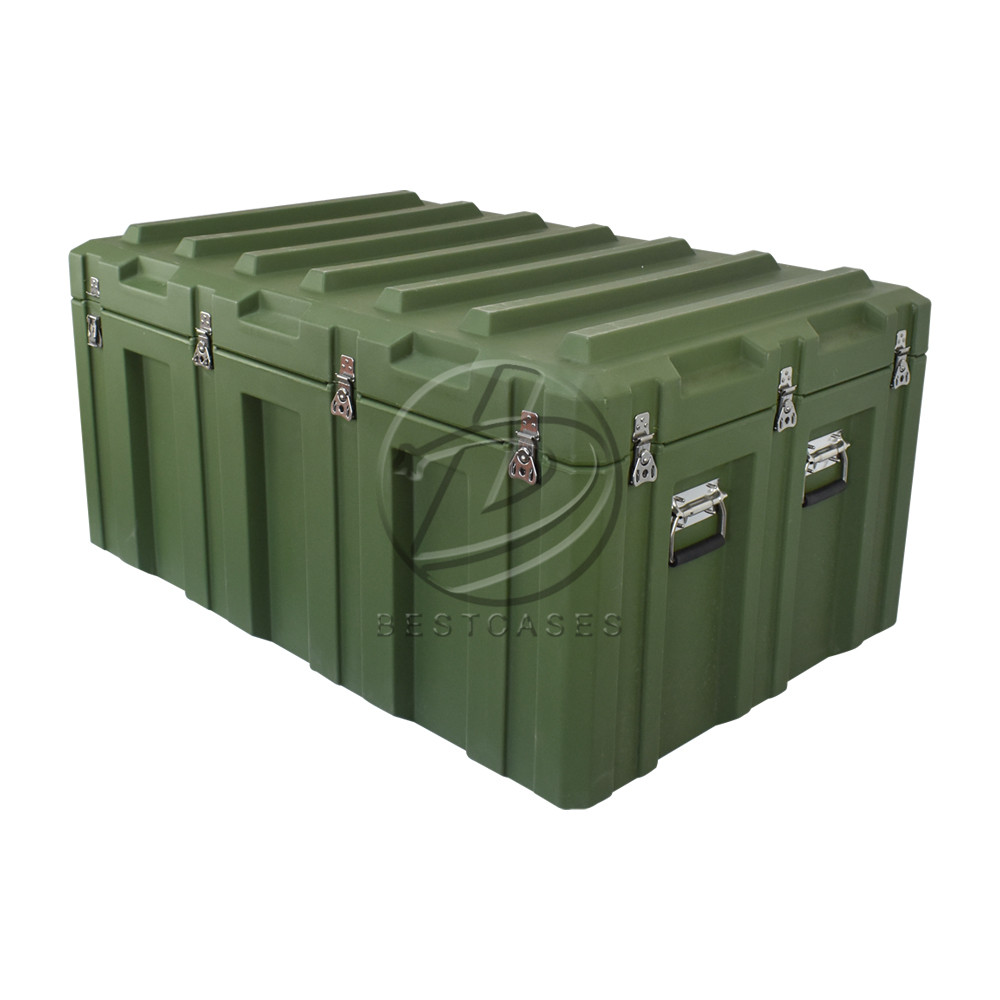 Waterproof heavy duty army Box <strong>plastic</strong> military transport <strong>Case</strong>