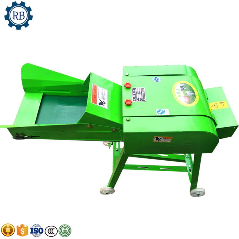 Multifunctional hay cutter for peanut stalk pig feed / horse sheep feed straw cutting machine for sale