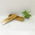 Good quality solid bamboo mini storage box for kitchen seasoning