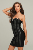 Fashion Sexy Celebrity Evening Party Bodycon Rayon Bandage Women Cocktail Dress