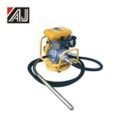 Best Selling!!!Guangzhou New Gasoline Driven Mini Surface Concrete Vibrator with Lifan Engine,China Supplier