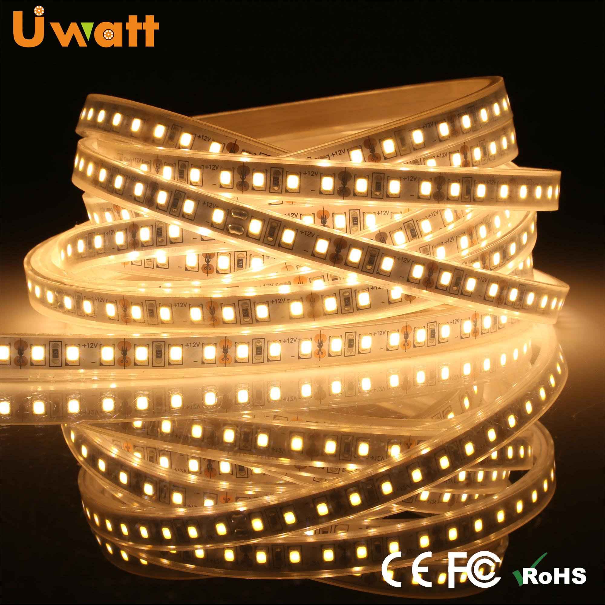 Uwatt DC12V 60 <strong>LED</strong> / m 2835 9W Flexible <strong>LED</strong> Strip