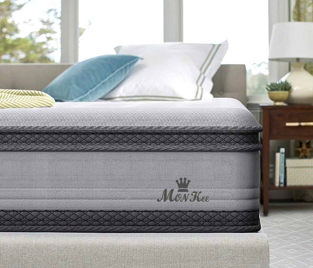 Mattress Matelas with Memory Foam Spring Mattress, Cooling-sleep Viscose Surface - Jozy Mattress | Jozy.net