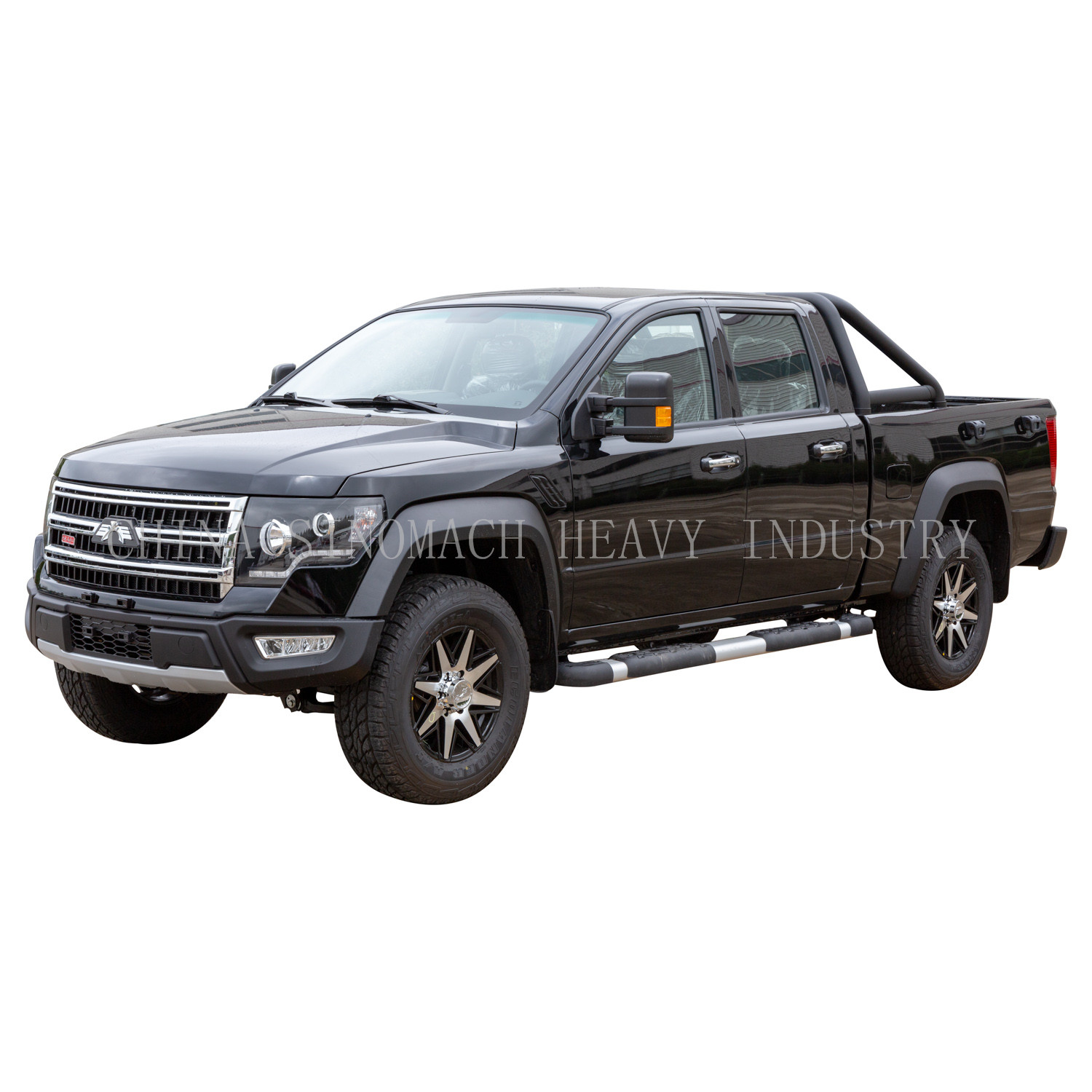Sniomach New Energy Car CHENGFA Engine 4 Wheel Drive Pickup Heavy-Duty Cargo <strong>Truck</strong>