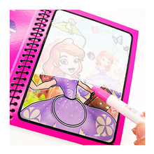 Magic Reusable Water Picture Book Children's Drawing Board
