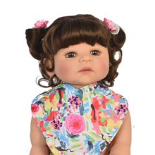 22 inch lifelike silicone baby real baby dolls that drink milk