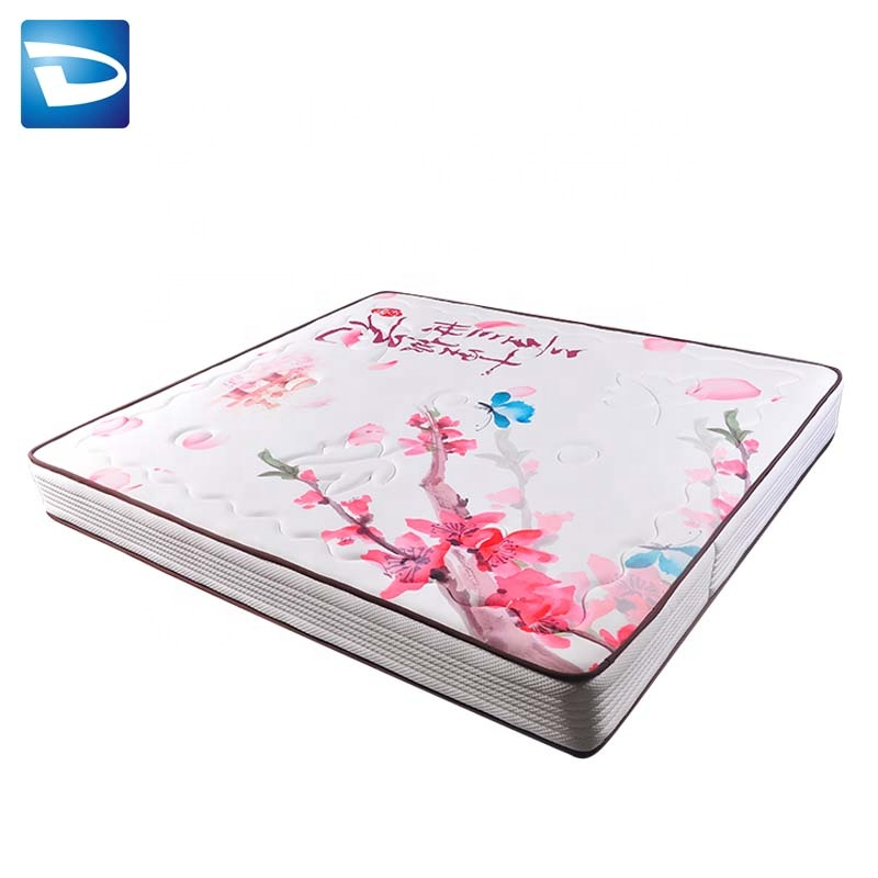 dingsheng comfort rest Viscolatex foam supportive mattress - Jozy Mattress | Jozy.net