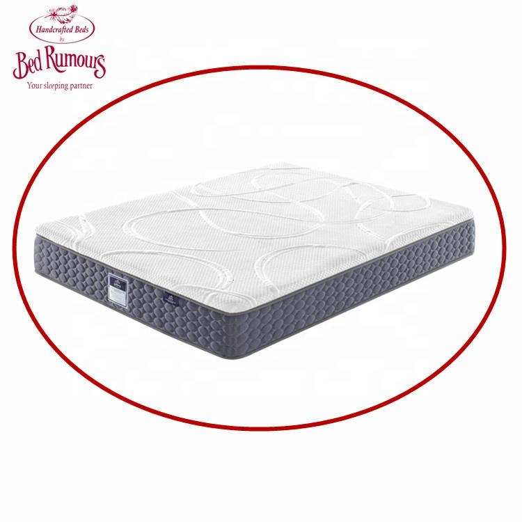 Durable Simple Design Thin King Mattress Set Latex Memory Foam Queen Size Mattress ZH05 - Jozy Mattress | Jozy.net