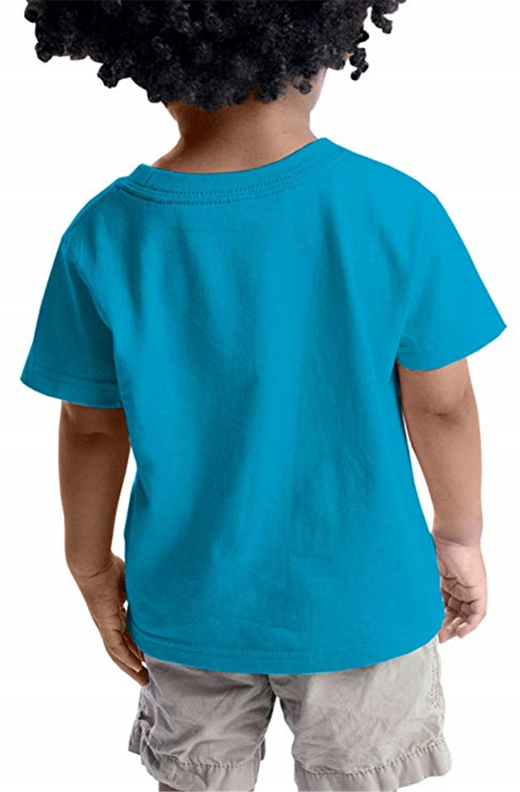 Summer O-Neck Kids Clothing Plain Wholesale Cheap Price Kids T Shirt Black Custom T Shirt Printing Boys