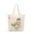 Custom printing 100% cotton cloth bag