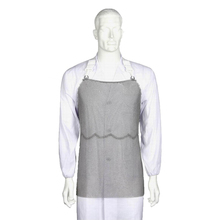 Cut Resistant Stainless Steel Mesh <strong>Safety</strong> Butcher Apron American Imported Stainless Steel With Adjustable Strap