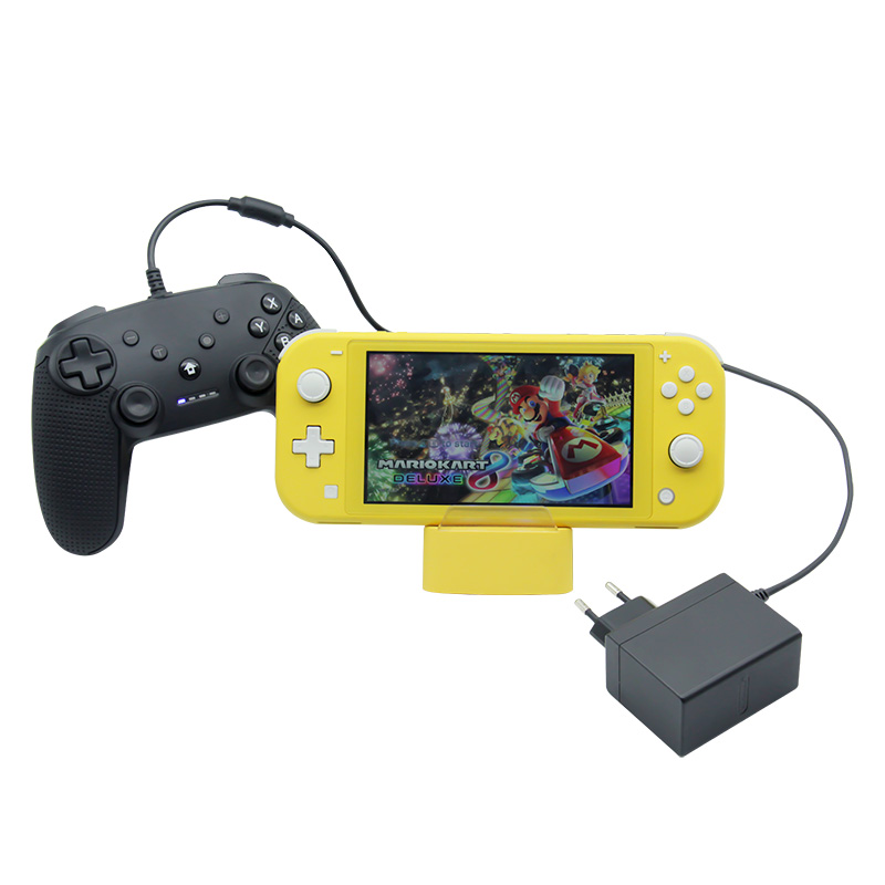 wholesale game accessories Multifunction charging dock with usb hub for n-switch/switch lite