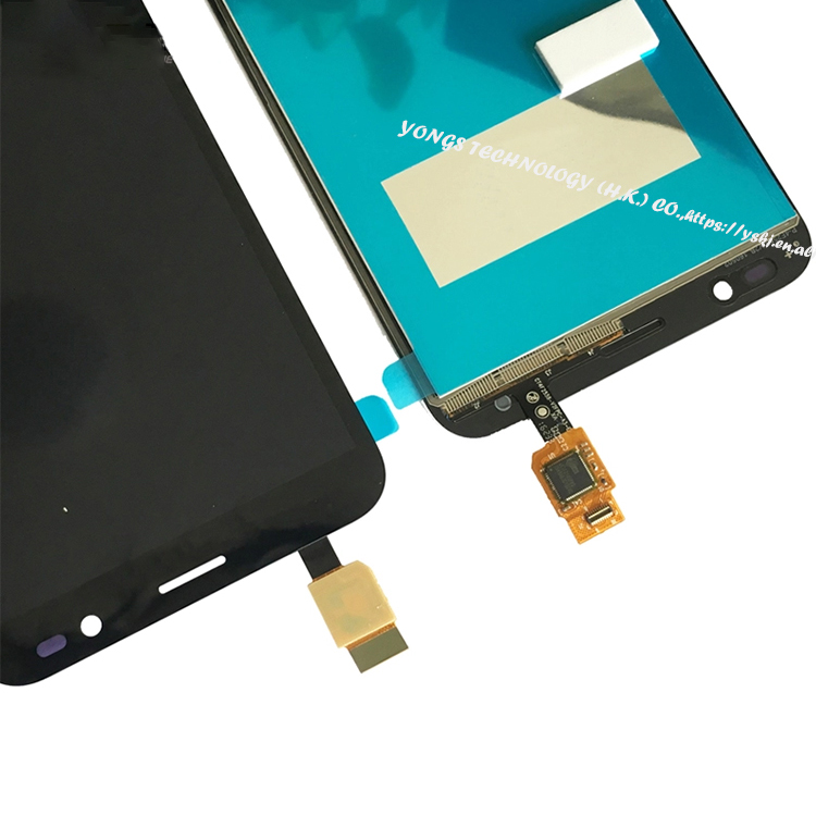 100% Tested Original Replacement LCD and Digitizer Assembly For Asus ZenFone Go TV ZB551KL 5.5 Inch Mobile Phone Repair Parts