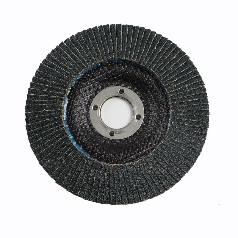 <strong>100</strong> <strong>x</strong> 16 Calcined Aluminum Oxide flap discs /Flap Disk