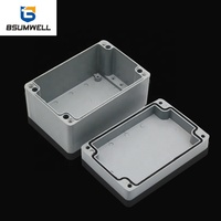 Factory Price Extruded Electrical Equipment Switching Power Supply Explosion Proof Waterproof Enclosure Junction Box