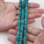 Wholesale 8*3mm Green Turquoise Heishi Beads
