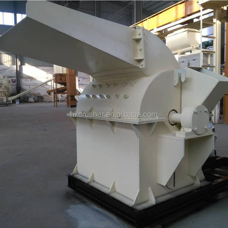 Model 1000 Large Wood Sawdust Machine Trees Crusher Wood Grinding Machine with Capacity of 4-5 tph