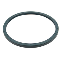 Hydraulic pump oil seal TCV type NBR rubber 150*164*5.5/150x164x5.5