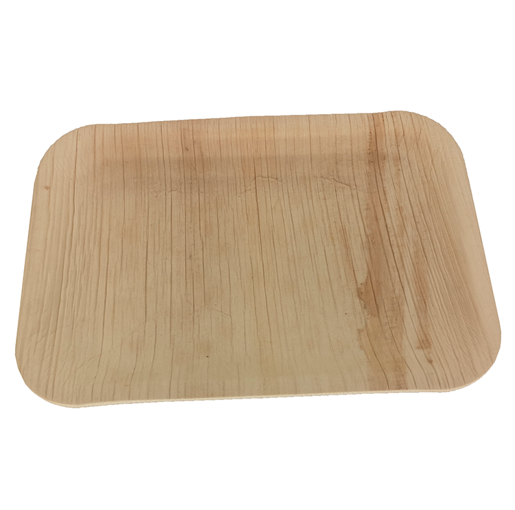Custom Wholesale Eco-Friendly Areca Palm Leaf <strong>Plates</strong> Disposable