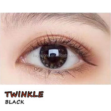classic big eye look fresh color soft contact lens TWINKLE