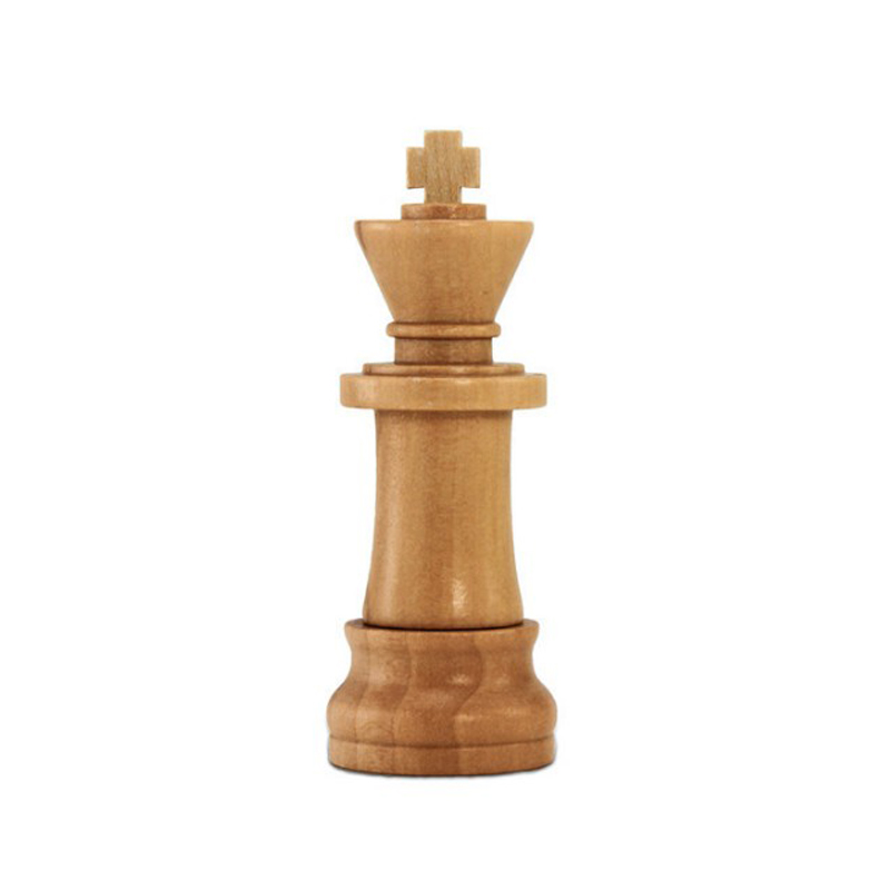 Funny Chess King USB Stick Different Models Pen Drive 4GB New Wooden USB <strong>Flash</strong>