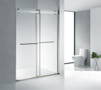 Cheap hot complete corner bathroom glass shower cabin