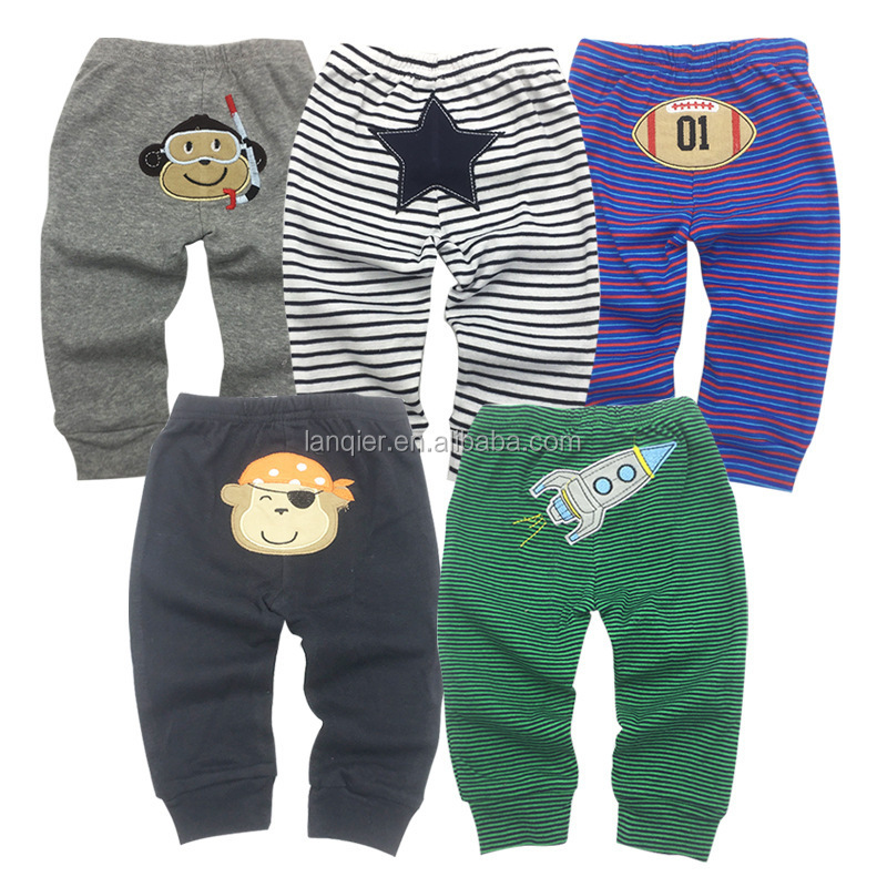 New Style Baby Pants 100% Cotton Baby Girls' Rompers In Winter Baby Girl Clothes