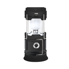 Portable rechargeable <strong>led</strong> lantern powerful camping emergency lights outdoor lantern solar <strong>led</strong> emergency light