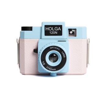 High Quality Holga 120N Medium Format Plastic Mini Lomo Manual Film Camera Instant Camera with Lens