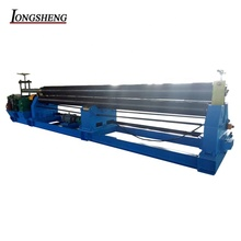 CE certificate mechanical 5X4000 manual 3 roll or three roll or 3-roll bending <strong>machine</strong> cone <strong>rolling</strong> bending <strong>machine</strong>