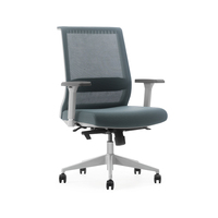 Wholesale workstation office furniture Ergonomic Mesh Teller Chair For Office