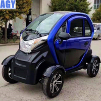 AGY excellent rider comfort 1500w all electric cars