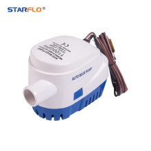STARFLO 1100GPH automatic water pump submersible marine pump bilge