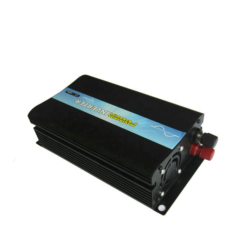 High frequency 500w dc to ac pure <strong>sine</strong> <strong>wave</strong> inverter 12v 24v 48v 110v 120v 230v 50Hz 60hz Universal Socket One Year Warranty