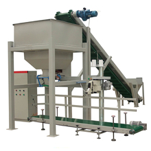 50 kg bag grain packaging <strong>machine</strong> 5-50kg packing cooked rice