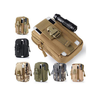 China SupplierTactical Bag military running waist Running Belt Pouch Wallet Mobile Cell Phone Case Cover Bag