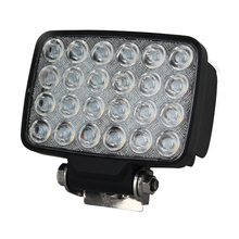 Best High Lumen Excavator LED Work Light with 10-80V 72W - Dedicated Plugs Available - for Excavator Tractor Truck Farm Machine