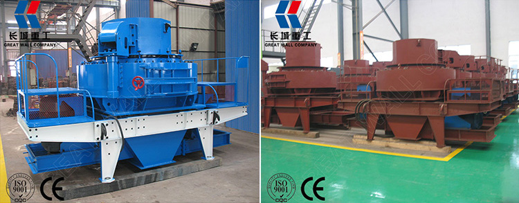 VSI Vertical Shaft Impact Crusher for Making Sand
