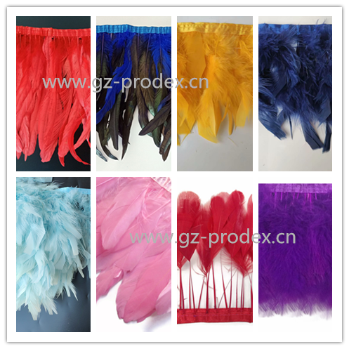 Ostrich feather centerpiece for Party decoration