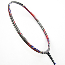 2019 hot sale Colorful Fashion Designs Custom Full Carbon Badminton Racket For Sports