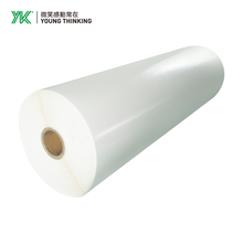 Transparent Polyolefin Film Poly Vinyl Acetate Tpu Eva Hot Melt <strong>Adhesive</strong> Film For Textile Fabric