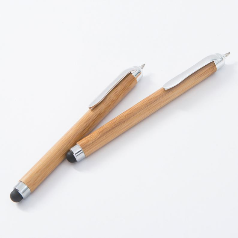 High Quality Bamboo Pen Mobile Accessories Touch Pen Touchscreen Pen