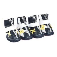 JML Fancy Winter Snow All Dog Boots for a Chihuahua