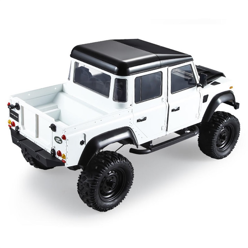Double E E102-003 1/8 2.4G 4WD RC Pick-Up Car <strong>D110</strong> Crawler Buggy RC Vehicle Models